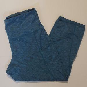 ODODOS High Waist Capri Leggings With Pockets